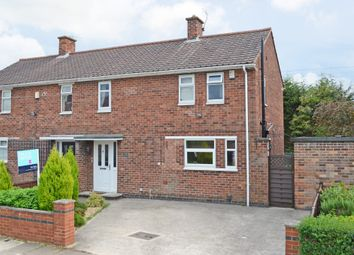 Thumbnail 3 bedroom semi-detached house for sale in West Thorpe, York