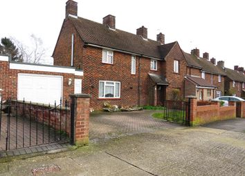 Thumbnail 3 bedroom semi-detached house for sale in Shooters Way, Basingstoke