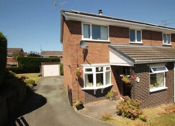Thumbnail 3 bed semi-detached house for sale in Friars Avenue, Oswestry