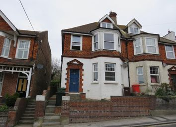 Thumbnail 3 bed maisonette to rent in Gore Park Road, Eastbourne