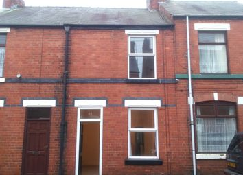 Thumbnail 2 bed terraced house to rent in John Street, Chesterfield