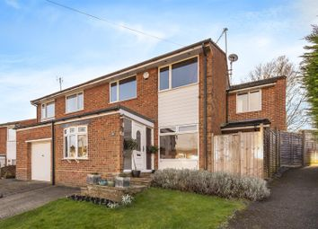Thumbnail 4 bed semi-detached house for sale in Georges Hill, Widmer End, High Wycombe