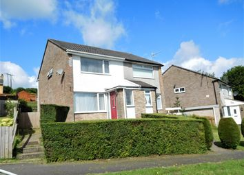 Thumbnail 2 bed semi-detached house for sale in Brigham Court, Hendredenny, Caerphilly