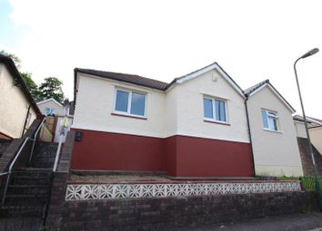 Thumbnail 2 bed semi-detached bungalow for sale in Cefn Ilan Road, Abertridwr, Caerphilly