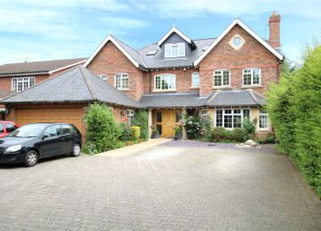 Thumbnail 5 bedroom detached house for sale in New House Park, St. Albans, Hertfordshire