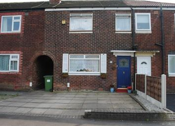 Thumbnail 3 bed semi-detached house for sale in Adshall Road, Cheadle, Cheshire