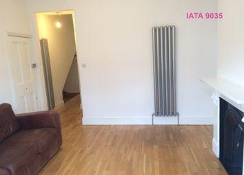 Thumbnail 1 bed flat to rent in Hubert Grove, London