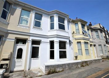 Thumbnail 1 bed flat to rent in St. Levan Road, Plymouth, Devon