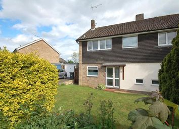 Thumbnail 3 bed semi-detached house to rent in The Campions, Stansted