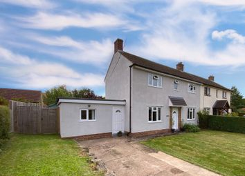 Oasby, Grantham NG32. 3 bed semi-detached house