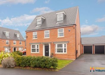 Thumbnail 5 bed detached house for sale in Blue Lake Gardens, Great Sankey, Warrington
