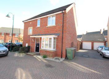 Thumbnail 4 bedroom semi-detached house for sale in Kiln Street, Hampton Vale, Peterborough