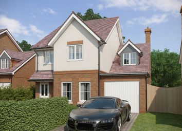 Thumbnail 5 bed detached house for sale in De Port Heights, Corhampton, Southampton