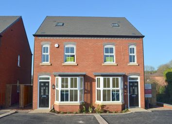 Thumbnail 3 bed semi-detached house for sale in New Build, Hopyard Lane, Lower Gornal
