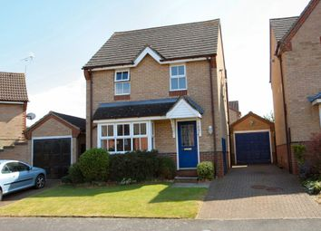 Thumbnail 3 bedroom detached house to rent in Lowry Close, Haverhill