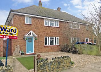 Thumbnail 3 bed semi-detached house for sale in Southwold Place, Westgate-On-Sea, Kent