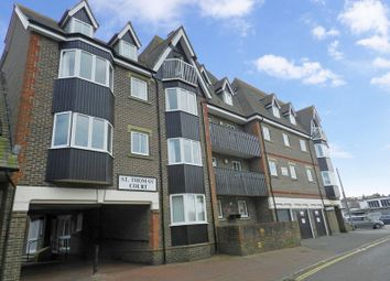 Thumbnail 1 bed flat for sale in St Thomas' Court, Lewes