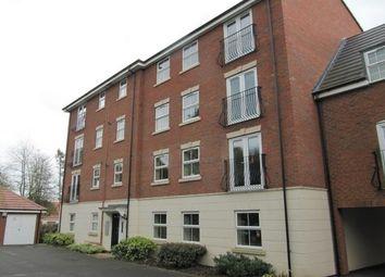 Thumbnail 2 bedroom flat to rent in East Leake, Loughborough