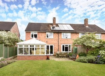 Thumbnail 4 bed semi-detached house for sale in Garford Close, Abingdon