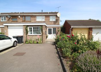 Thumbnail 3 bed terraced house for sale in Rosemullion Close, Exhall, Coventry