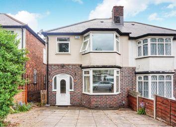 3 bed semi-detached house for sale in Lindridge Road, Erdington, Birmingham B23