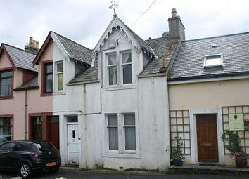 Thumbnail 2 bed terraced house for sale in 23 Lochancroft Lane, Wigtown