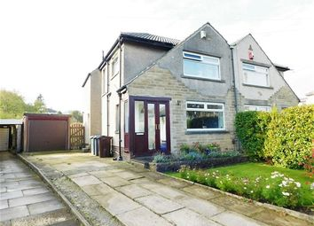 Thumbnail 3 bed semi-detached house for sale in Woodland Crescent, Stoney Ridge, Bradford