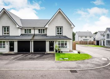 Thumbnail 3 bed semi-detached house for sale in Kilravock Gardens, Inverness
