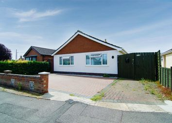 Thumbnail 3 bed detached bungalow for sale in Grounds Avenue, March, Cambridgeshire