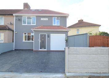 Elstow Road, Dagenham RM9. 4 bed end terrace house