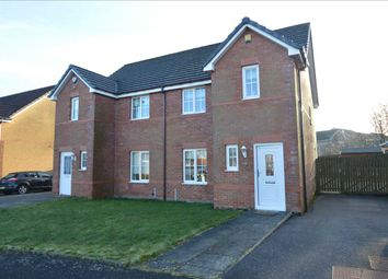 Thumbnail 3 bed semi-detached house for sale in Newmilns Gardens, West Craigs, Blantyre
