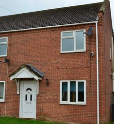 Thumbnail 3 bedroom end terrace house to rent in Argyl Gardens, Walsoken, Wisbech