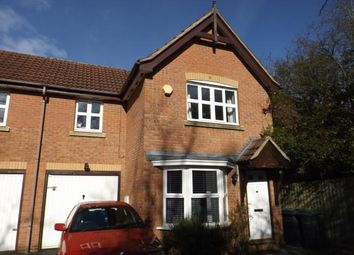 Thumbnail 3 bed end terrace house for sale in Woodcock Close, Northfield, Birmingham, West Midlands