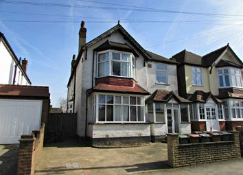 Thumbnail 2 bed flat for sale in Salisbury Road, Carshalton