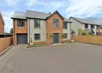 Thumbnail 4 bed detached house for sale in Blacksmiths Lane, Wickham Bishops, Witham, Essex
