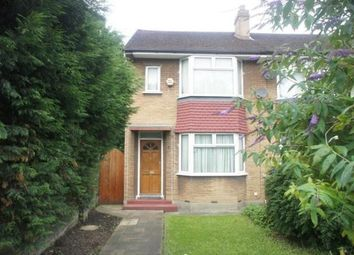 Thumbnail 2 bed semi-detached house to rent in Brockley Rise, London