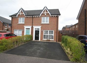 Thumbnail 3 bed semi-detached house for sale in Lady Wallace Road, Lisburn