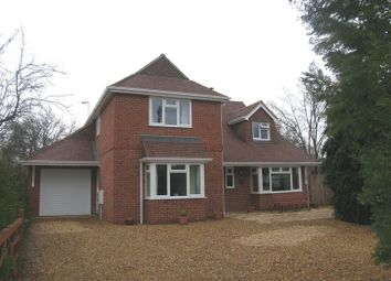 Thumbnail 4 bed detached house to rent in Moulsham Copse Lane, Yateley