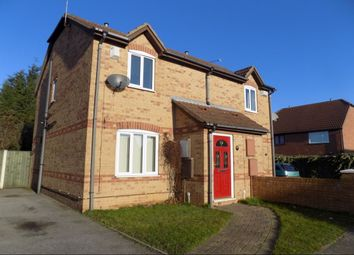 Thumbnail 2 bed semi-detached house to rent in Headingley Way, Edlington, Doncaster