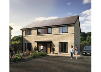 Thumbnail 3 bed semi-detached house for sale in New Mills, High Peak