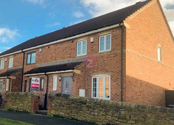 3 bed end terrace house for sale in Westthorpe Road, Killamarsh, Sheffield S21