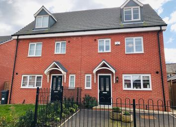 Thumbnail 4 bed semi-detached house to rent in Eaton Road, Birmingham