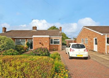 Thumbnail 2 bed semi-detached bungalow for sale in Ansell Way, Hardingstone, Northampton