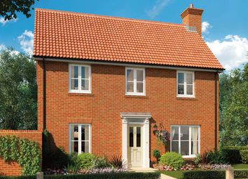 Thumbnail 4 bedroom link-detached house for sale in Blue Boar Lane, Off Wroxham Road Norwich, Norfolk