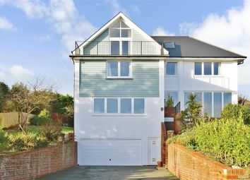 Thumbnail 5 bedroom detached house for sale in Granville Road, St Margarets Bay, Dover, Kent