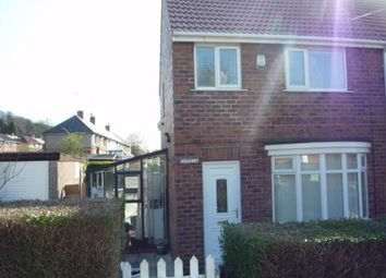 Thumbnail 2 bed semi-detached house to rent in Dunstan Road, Maltby, Rotherham, South Yorkshire, UK