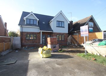 Thumbnail 4 bed detached house for sale in Hawkwell Park Drive, Hockley