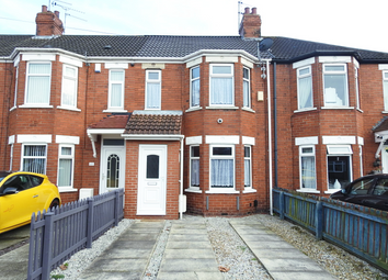 Thumbnail 3 bed terraced house to rent in Reldene Drive, Hull
