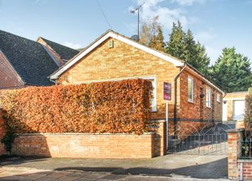 Thumbnail 2 bed detached bungalow for sale in Holyrood Road, St James, Northampton