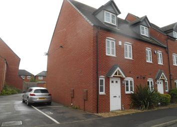 Thumbnail 3 bed semi-detached house to rent in Foss Road, Hilton, Derby